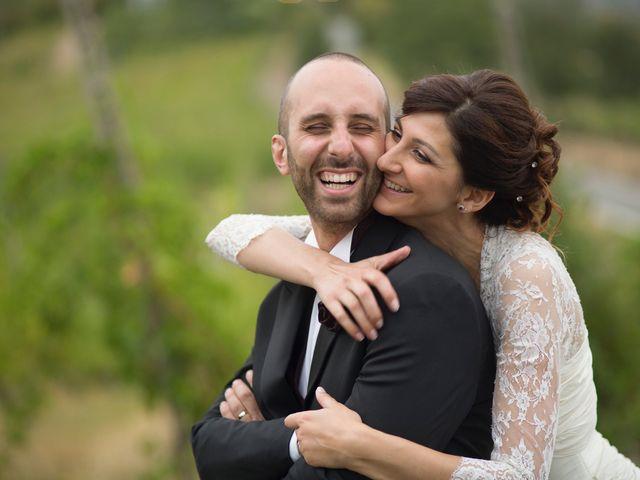 Il matrimonio di Filippo e Monica a Langhirano, Parma 33