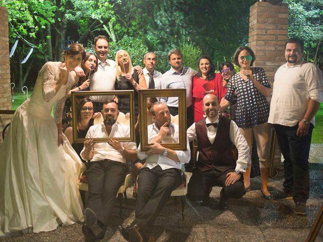 Il matrimonio di Filippo e Monica a Langhirano, Parma 46