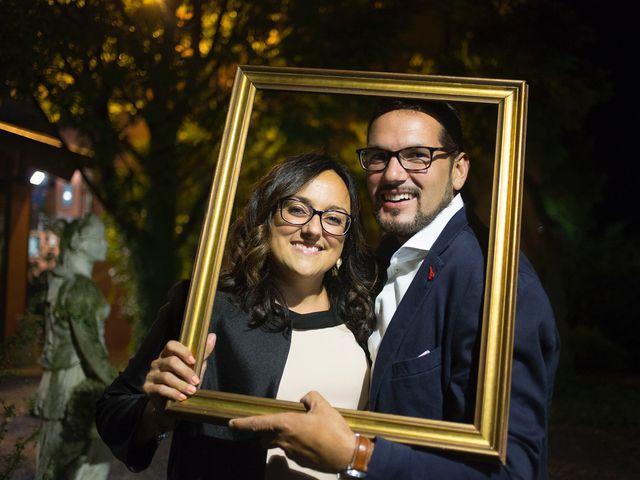 Il matrimonio di Filippo e Monica a Langhirano, Parma 47
