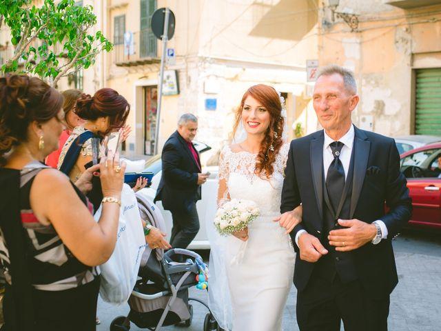 Il matrimonio di Viviana e Raffaele a Licata, Agrigento 48