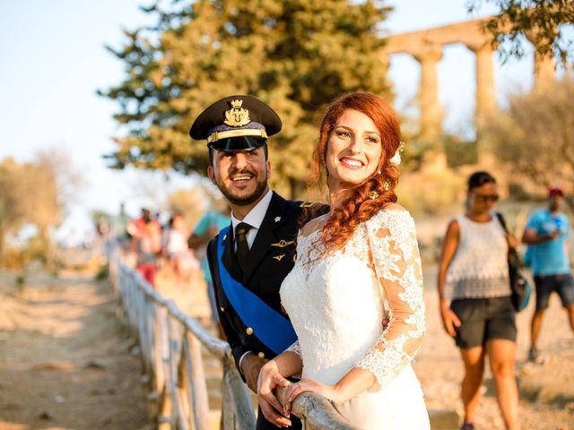 Il matrimonio di Viviana e Raffaele a Licata, Agrigento 68