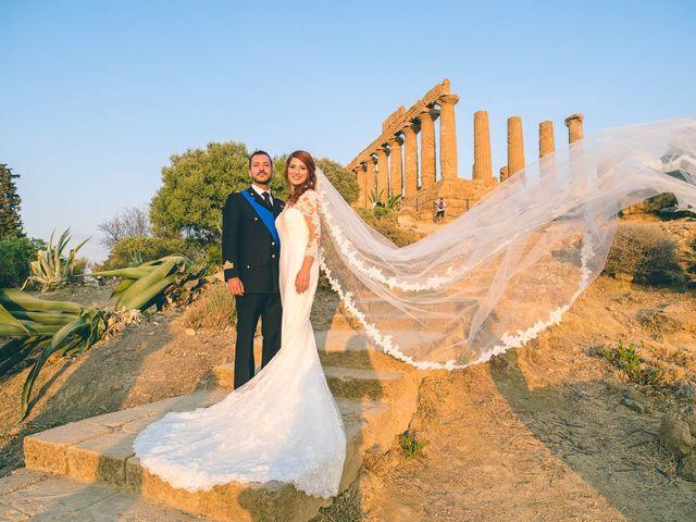 Il matrimonio di Viviana e Raffaele a Licata, Agrigento 71