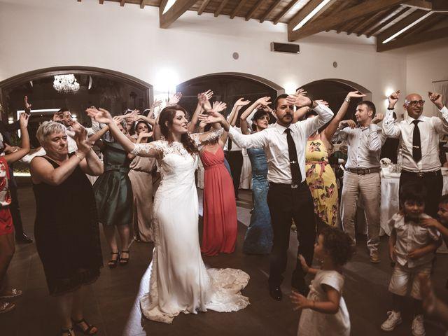 Il matrimonio di Viviana e Raffaele a Licata, Agrigento 91