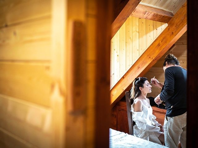 Il matrimonio di Carmelo e Sara a Taverna, Catanzaro 13