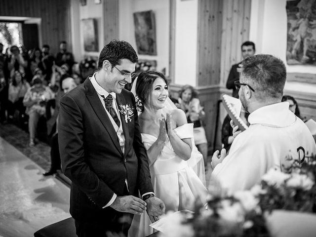 Il matrimonio di Carmelo e Sara a Taverna, Catanzaro 17