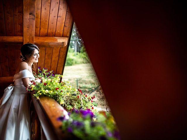 Il matrimonio di Carmelo e Sara a Taverna, Catanzaro 18