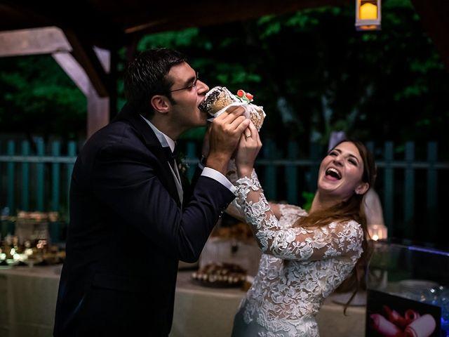 Il matrimonio di Carmelo e Sara a Taverna, Catanzaro 22