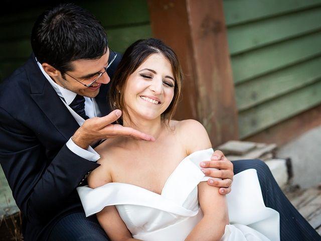 Il matrimonio di Carmelo e Sara a Taverna, Catanzaro 23