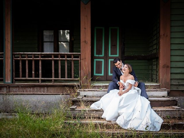 Il matrimonio di Carmelo e Sara a Taverna, Catanzaro 24