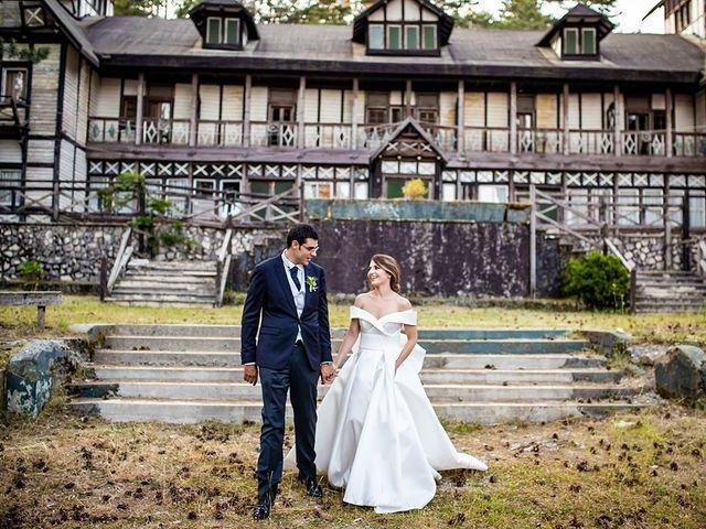 Le nozze di Sara e Carmelo