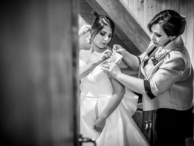 Il matrimonio di Carmelo e Sara a Taverna, Catanzaro 36