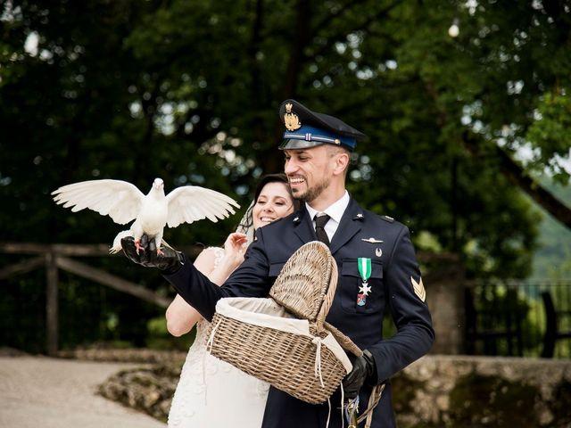 Le nozze di Giulia  e Mirco