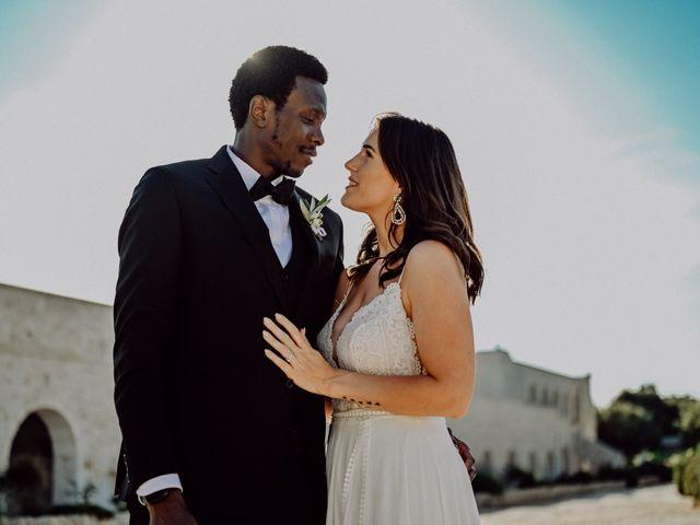 Le nozze di Delmeza e Ousman