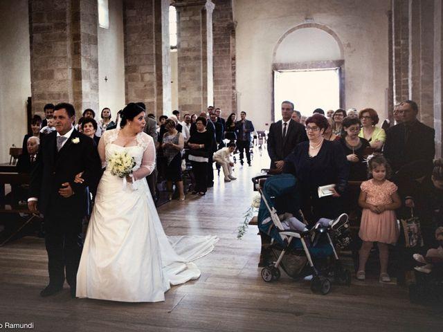 Il matrimonio di Moana e Mickael a Fossacesia, Chieti 11