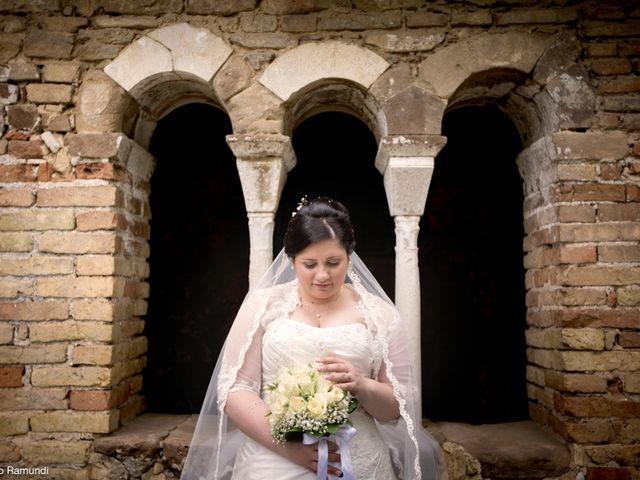 Il matrimonio di Moana e Mickael a Fossacesia, Chieti 29