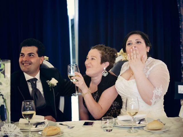 Il matrimonio di Moana e Mickael a Fossacesia, Chieti 34