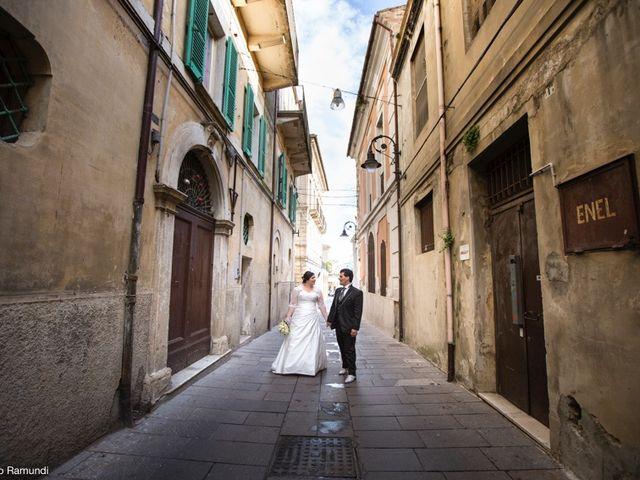 Il matrimonio di Moana e Mickael a Fossacesia, Chieti 39