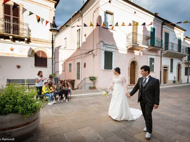 Il matrimonio di Moana e Mickael a Fossacesia, Chieti 40