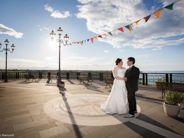 Il matrimonio di Moana e Mickael a Fossacesia, Chieti 41
