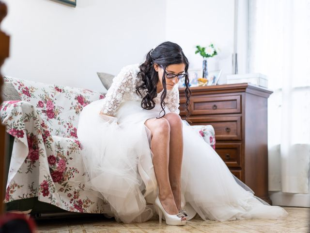 Il matrimonio di Marco e Sara a Lesmo, Monza e Brianza 5