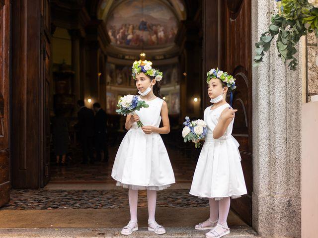 Il matrimonio di Marco e Sara a Lesmo, Monza e Brianza 6