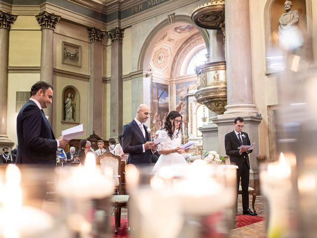 Il matrimonio di Marco e Sara a Lesmo, Monza e Brianza 10