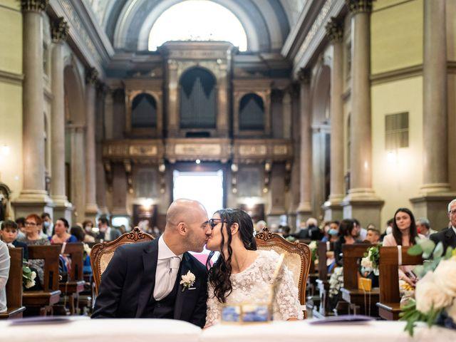 Il matrimonio di Marco e Sara a Lesmo, Monza e Brianza 13