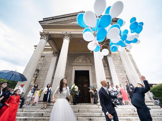 Il matrimonio di Marco e Sara a Lesmo, Monza e Brianza 15