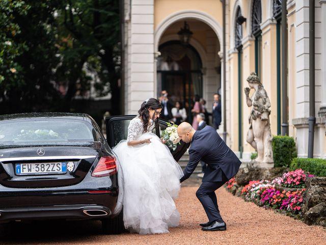 Il matrimonio di Marco e Sara a Lesmo, Monza e Brianza 16