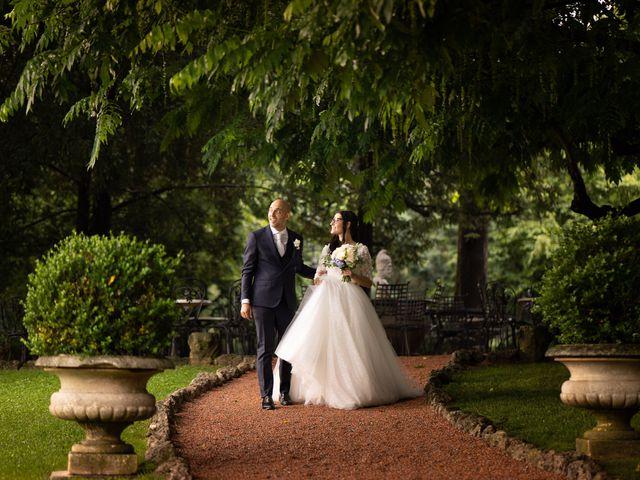 Il matrimonio di Marco e Sara a Lesmo, Monza e Brianza 17