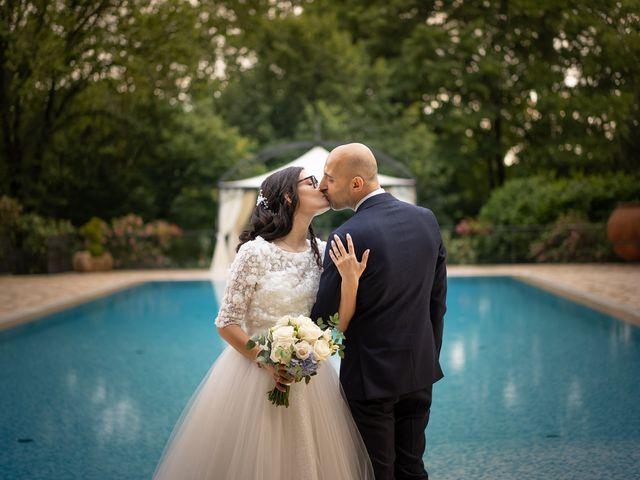 Il matrimonio di Marco e Sara a Lesmo, Monza e Brianza 19