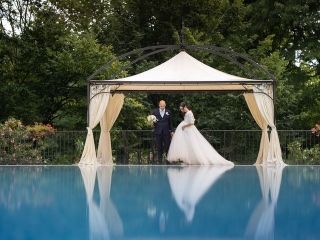 Il matrimonio di Marco e Sara a Lesmo, Monza e Brianza 20