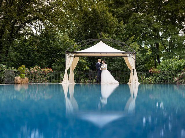 Il matrimonio di Marco e Sara a Lesmo, Monza e Brianza 21