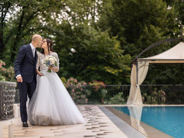 Il matrimonio di Marco e Sara a Lesmo, Monza e Brianza 22