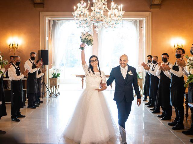 Il matrimonio di Marco e Sara a Lesmo, Monza e Brianza 25