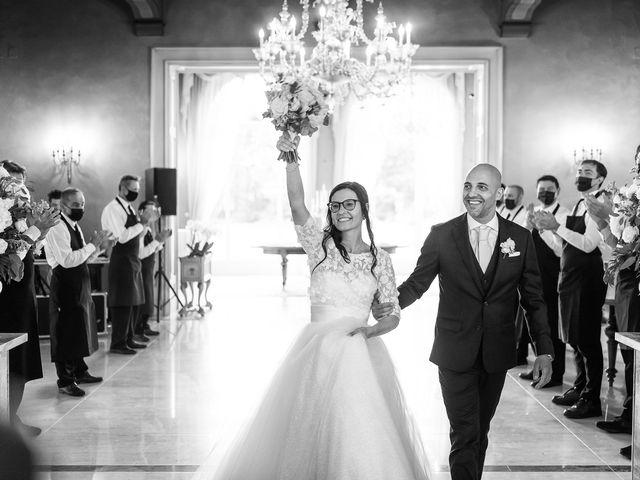Il matrimonio di Marco e Sara a Lesmo, Monza e Brianza 26