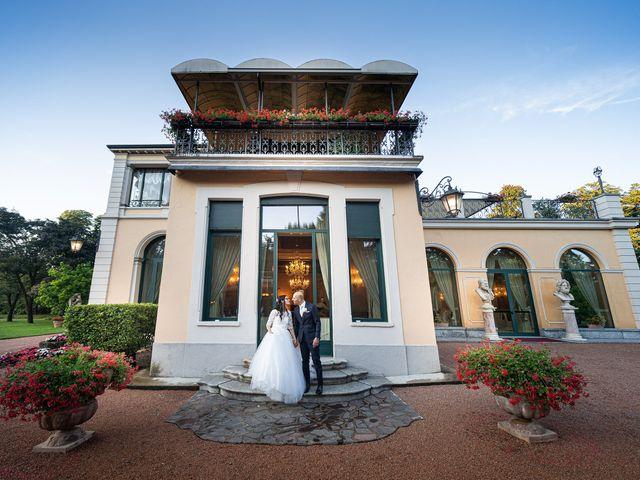Il matrimonio di Marco e Sara a Lesmo, Monza e Brianza 27
