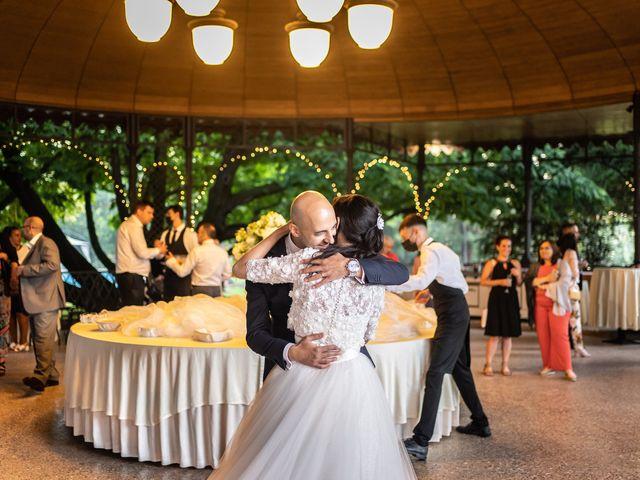 Il matrimonio di Marco e Sara a Lesmo, Monza e Brianza 29