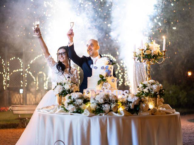 Il matrimonio di Marco e Sara a Lesmo, Monza e Brianza 34