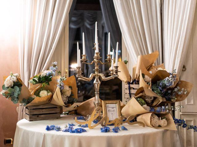 Il matrimonio di Marco e Sara a Lesmo, Monza e Brianza 39