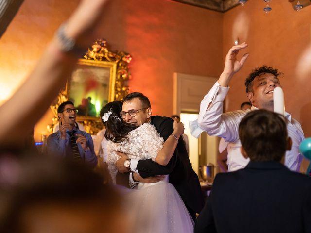 Il matrimonio di Marco e Sara a Lesmo, Monza e Brianza 42