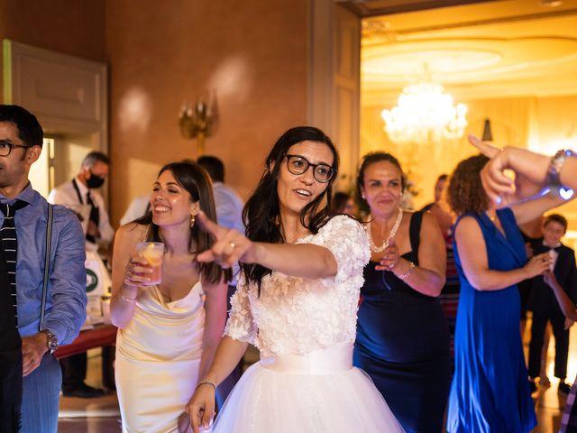 Il matrimonio di Marco e Sara a Lesmo, Monza e Brianza 43