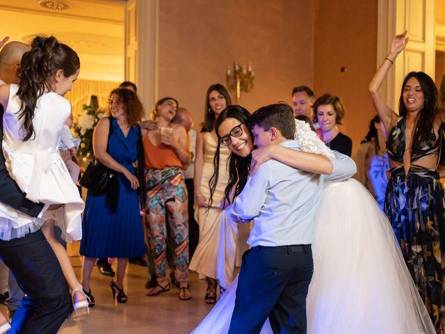 Il matrimonio di Marco e Sara a Lesmo, Monza e Brianza 44