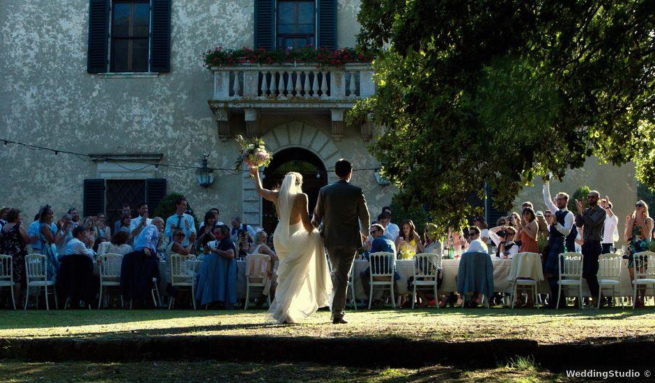 Il matrimonio di Tom e Alex a Cetona, Siena