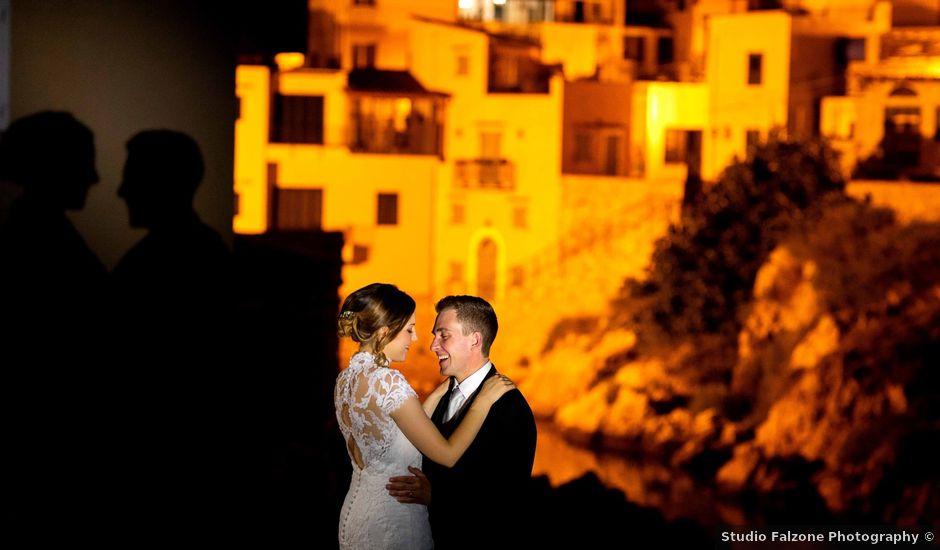 Il matrimonio di Federico e Loredana a Palermo, Palermo