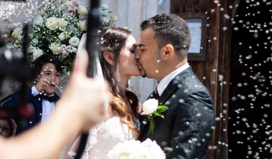 Il matrimonio di Vincenzo e Cindy a Lazise, Verona