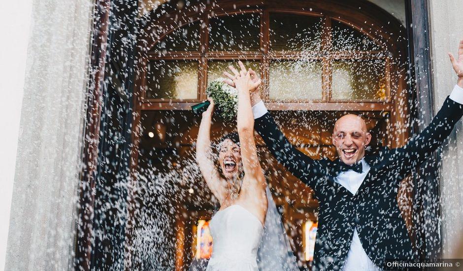 Il matrimonio di Matteo e Nicole a La Spezia, La Spezia