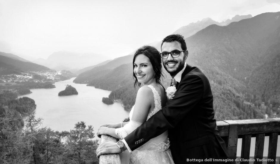 Il matrimonio di Nicola e Ilaria a Domegge di Cadore, Belluno
