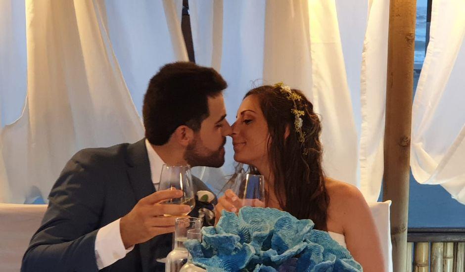 Il matrimonio di Giorgia e Fabio a Fiumicino, Roma