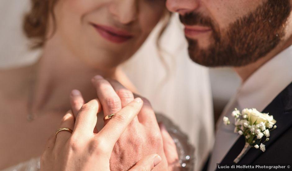 Il matrimonio di Jonathan e Alba a Giovinazzo, Bari